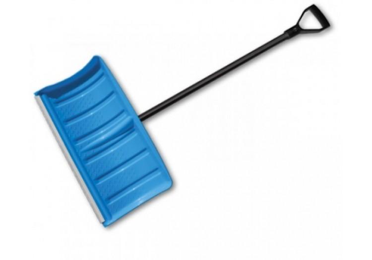 Лопата-плуг Bradas для уборки снега с алюминиевым профилем