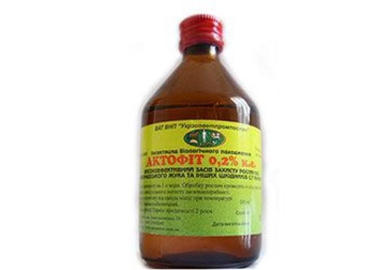 Биоинсектецид Актофит, 100 мл