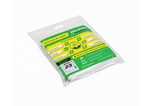 Агроволокно белое Agreen 23 (1,6х10)