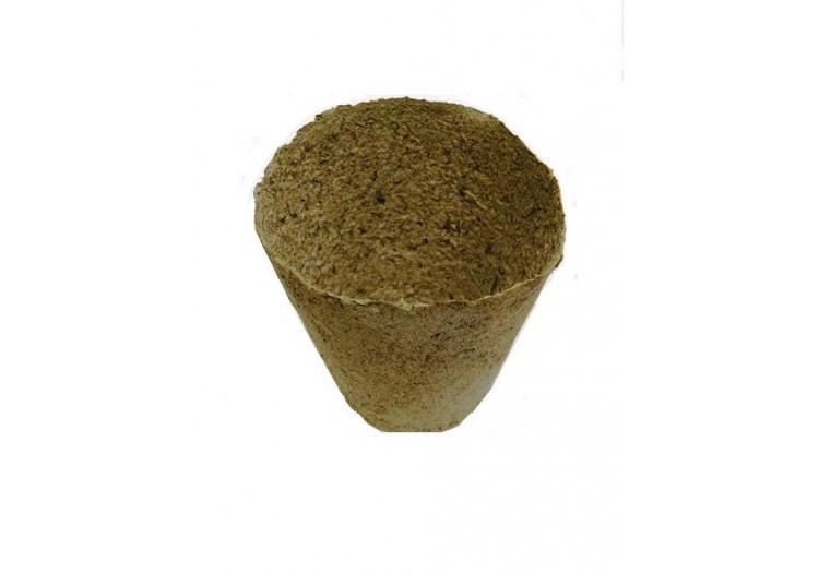 Торфяные горшки круглые Украина (8х8 см)