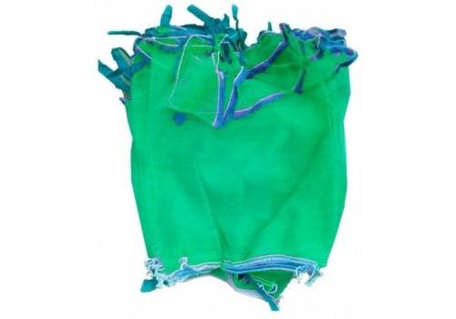 Сетка-мешок, мешочки для винограда 22х35 зеленая на 2 кг, 50 шт