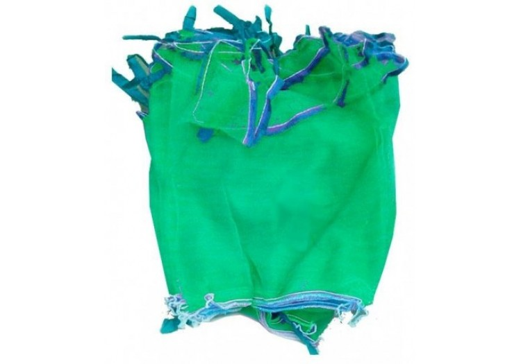 Сетка-мешок, мешочки для винограда 22х33 зеленая на 2 кг, 50 шт