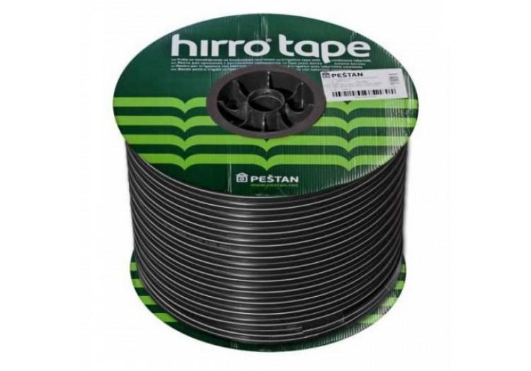 Капельная лента HIRRO TAPE Pestan 8 mils 20 см 500 м - 016633