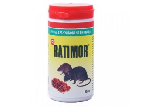 Ратимор от крыс и мышей 250 гр