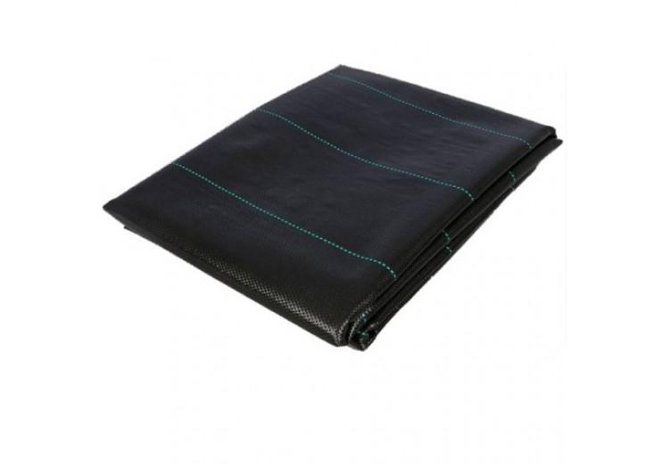 Агроткань Agreen черная мульчирующая 55г/м2 фасовка (1.05х10м) - 20606