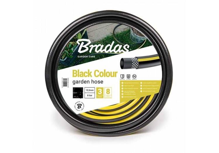 """Шланг поливочный Bradas BLACK COLOUR 3/4"""" - 25 м."""