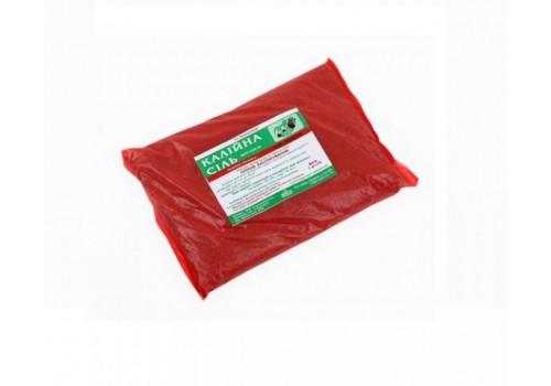Калийная соль (калий хлористый) K-60%, 1 кг.