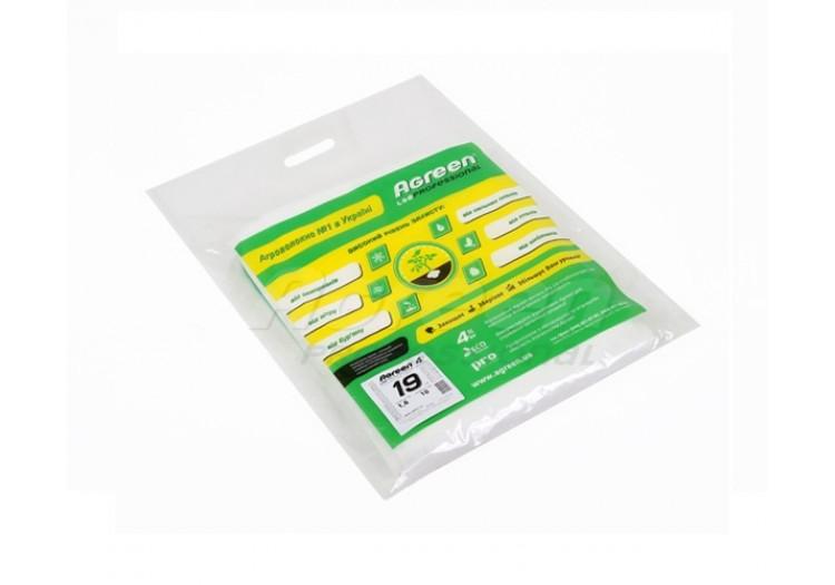Агроволокно белое Agreen 19 (1,6х10)