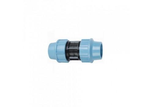 Муфта редукционная зажимная SantehPlast для трубы 25 мм.
