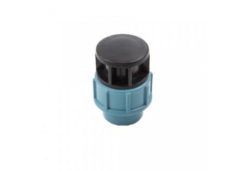 Заглушка для садовой трубки SantehPlast 20 мм.